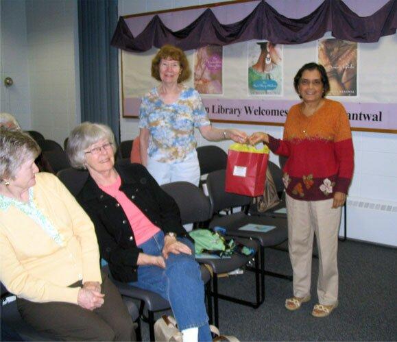 Edison Public Library event - 2